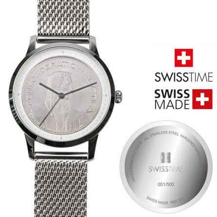 Swisstime Armbanduhr «Tell» – Limited Edition