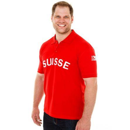 Poloshirt «Suisse»