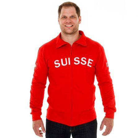 Veste «Suisse»