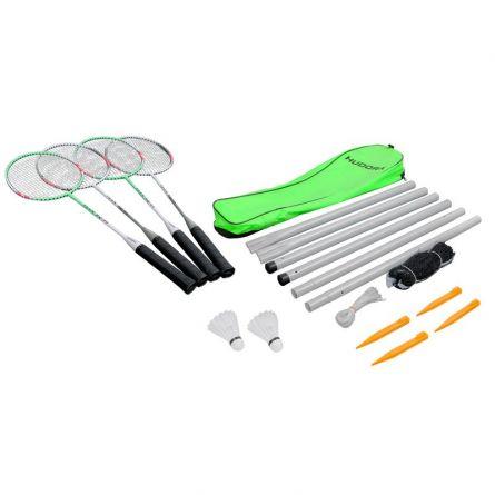 Hudora Badminton Set