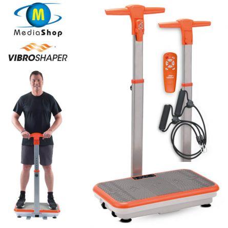 Mediashop Fitnessgerät «Vibro Shaper» mit Griff