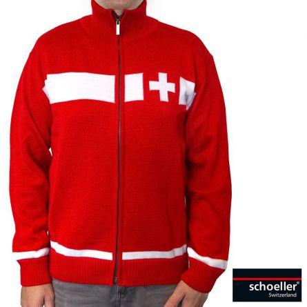 Cardigan «Switzerland»