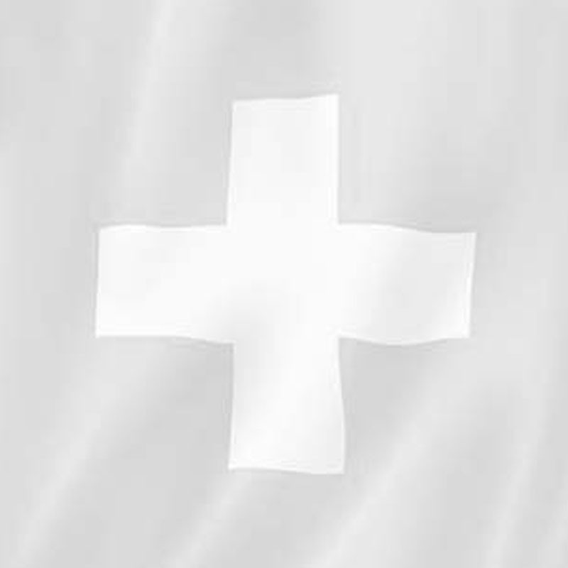 Strickjacke «Switzerland»