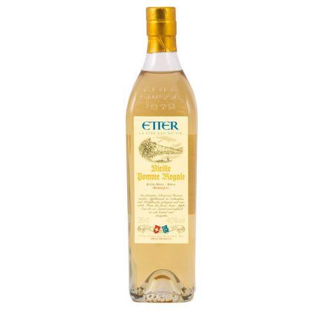 Apfelschnaps «Vieille Pomme Royal», 350 ml, 40 Vol. %