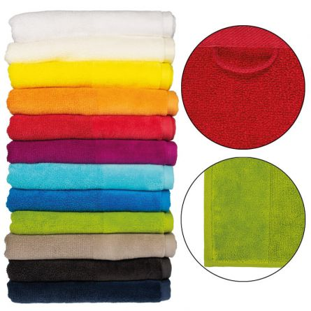 Tissu éponge «Premium» linge pour invités 30x50 cm