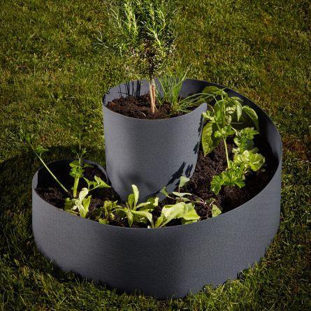 Spirale pour herbes aromatiques et fleurs Ø 55 cm
