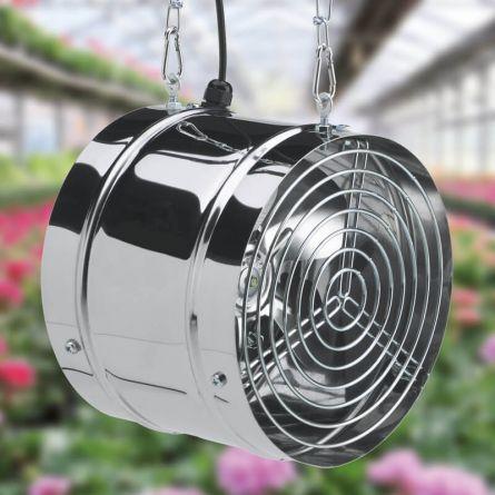 Gewächshaus Ventilator