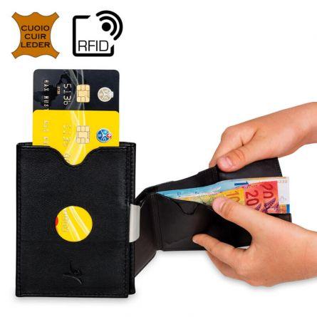 Kreditkarten Portemonnaie «CardSafe»