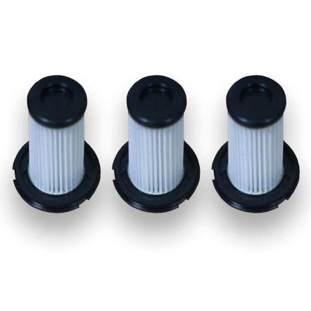 Filtre HEPA, 3 pièces 223316 Aspirateur à accu «Turbo»