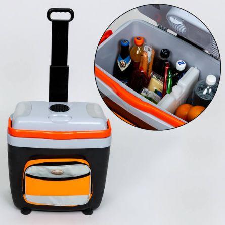 Kühlbox mit Trolley Funktion, 28 Liter