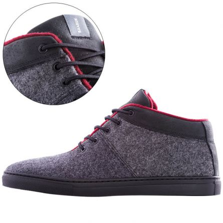 High Sneakers «Sky Wooler»