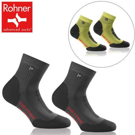 Reise und Trekking-Socke «Trek n' Travel» Duo Pack