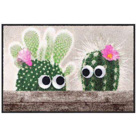 Fussmatte «Kaktus Freunde» 50x75 cm