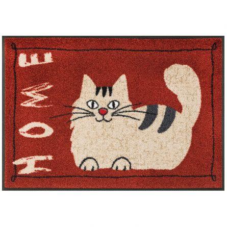 Fussmatte «Catty Home» 50x75 cm