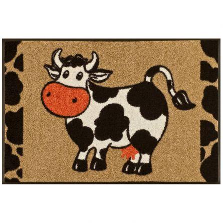 Fussmatte «Kuh Rosi» 50x75 cm