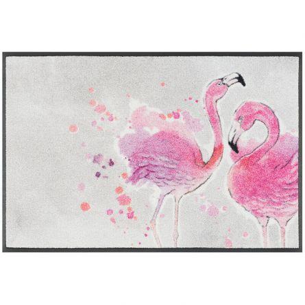 Fussmatte «Flamingo» 50x75 cm