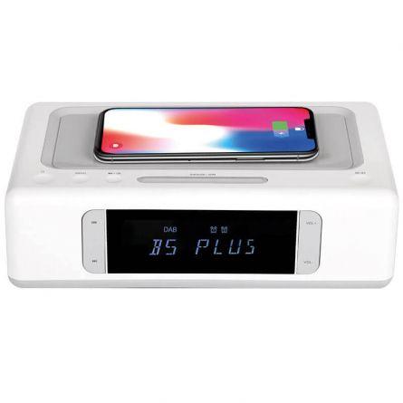 Radio-réveil DAB+ avec fonction charge de mobile