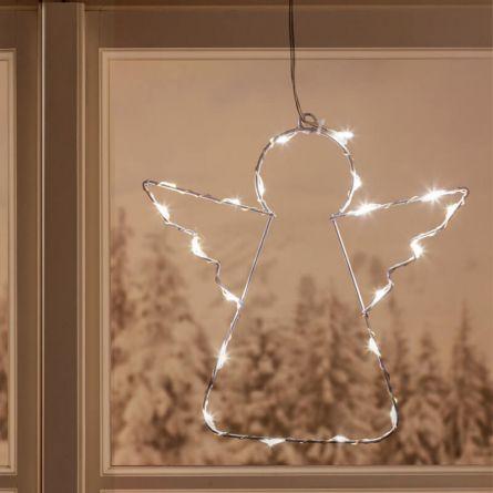 LED Engel Silhouette «ANGEL HAIR»