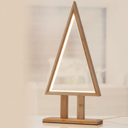 LED Tannenbaum «Wood»