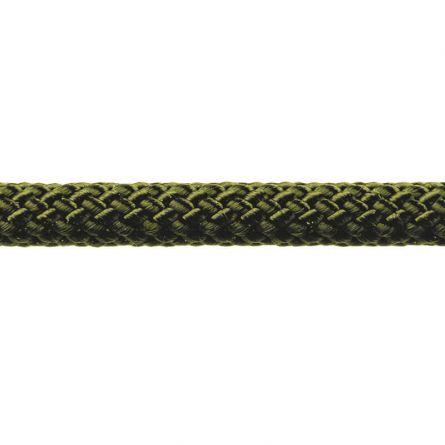 Corde pour bâches «vert armée» 10 m Ø 5 mm