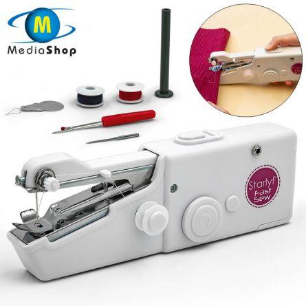 Mediashop Mini-Nähmaschine «Starlyf Fast Sew»
