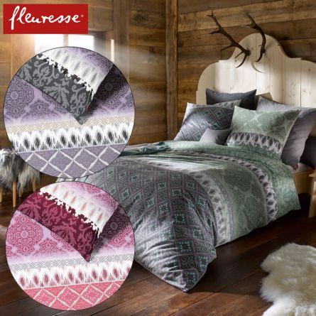 Garniture de lit «Aspen», feinbiber