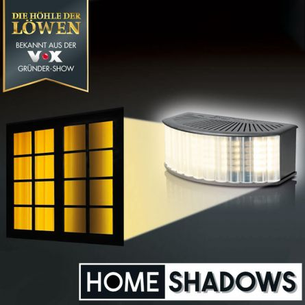 Simulateur d'ombres «Homeshadows», 15 V