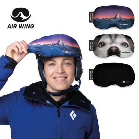 Protection de lunettes de ski
