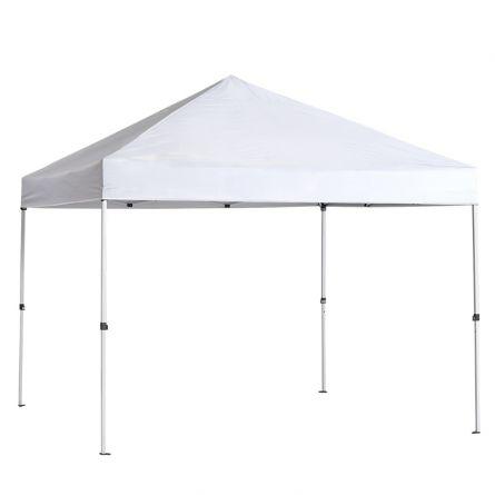 Pavillon pliant «Commercial» blanc