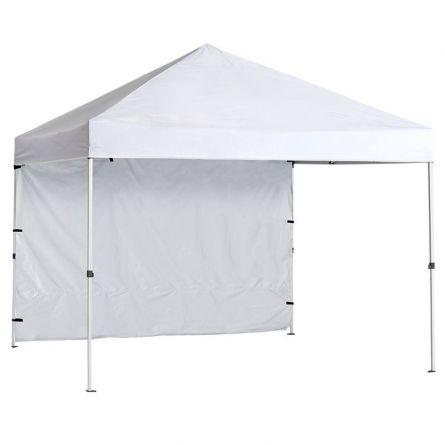 Protection visuelle et contre le vent, 1 pièce blanc