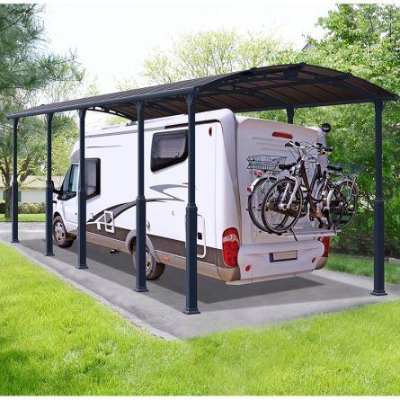 Carport «Alpine», XL, 1072×359×352 cm