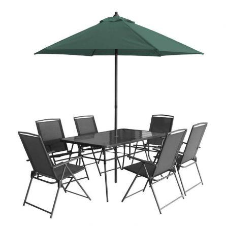 Ensemble table à manger «Mobile», 8 pièces