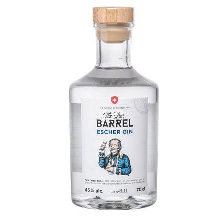 Escher Gin «The Last Barrel» 0.7 Liter