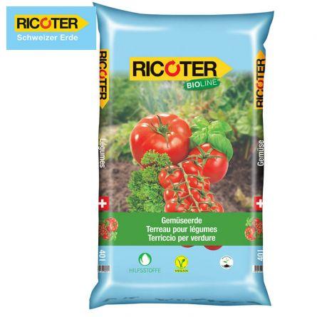 Gemüseerde «Bio-Line», 40 Liter