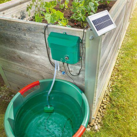 Solar Bewässerungssystem «Drops»