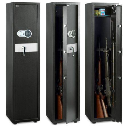 Waffenschrank für 5 Waffen