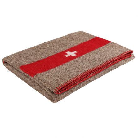 eskimo Schweizer Armeedecke
