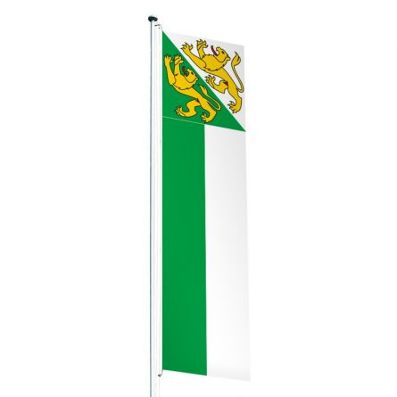 Knatterfahne Kanton Thurgau Superflag® 80x300 cm