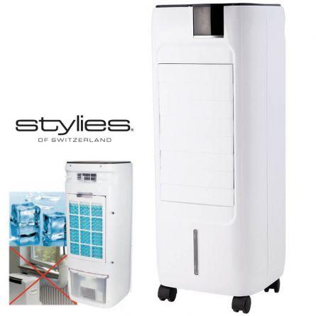 Air Cooler, inkl. Fernbedienung und Cold Packs