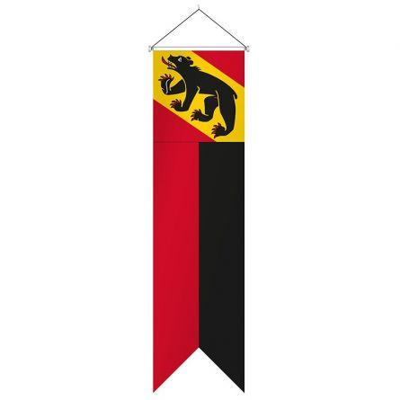 Flagge Kanton Bern Komplett