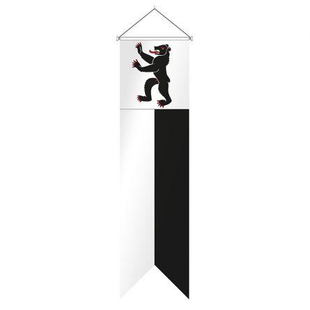 Flagge Kanton Appenzell Innerrhoden Komplett Superflag® 80x300 cm