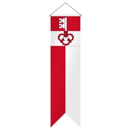 Flagge Kanton Obwalden Komplett Superflag® 80x300 cm
