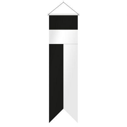 Flagge Kanton Freiburg Komplett Superflag® 80x300 cm