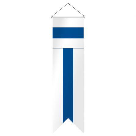 Oriflamme canton Zoug complet Superflag® 80x300 cm