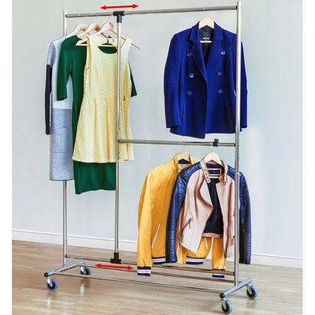 Porte-vêtements mobile «Marvel»