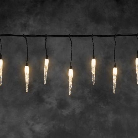 LED Eiszapfen-Lichterkette «STAR NEO-sw»
