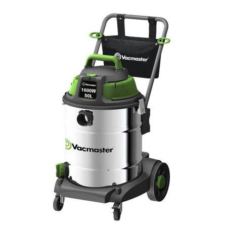 Vacmaster Aspirateur eau et poussière «VK1650SW-D ligne verte»