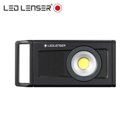 LED Lenser Arbeitsleuchte «iF4R Music»
