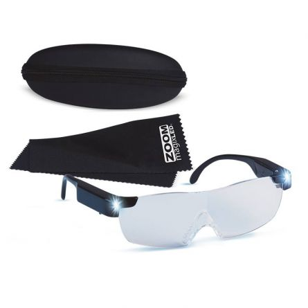 Mediashop Vergrösserungsbrille «Zoom Magix LED»