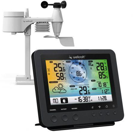 wellcraft Station météorologique «Profi WIFI»